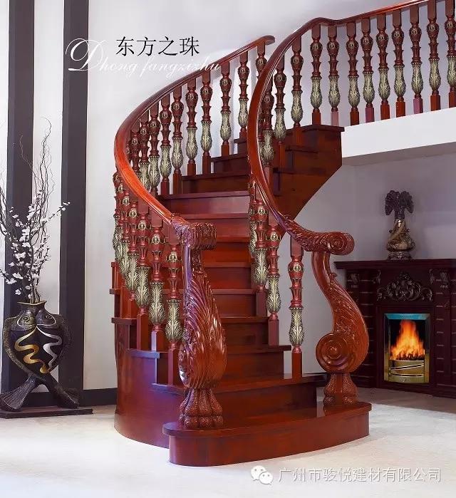 <font color='#990000'>一篇文章读懂实木楼梯,常用知识都在这里了</font>