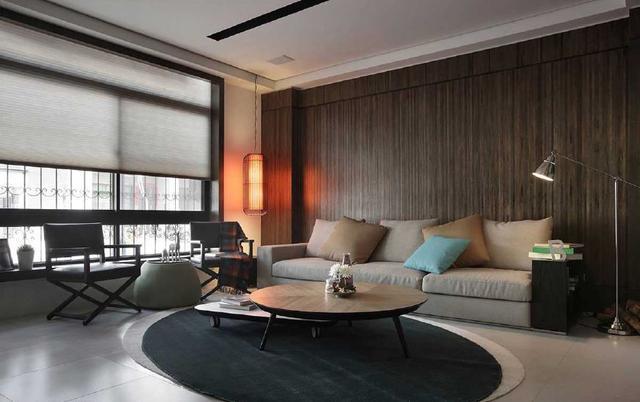 简约奢华别墅,演绎新东方设计美学