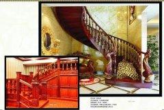 茗品楼梯――全国工商联家具装饰业商会楼梯专委会副会