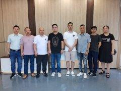 重庆部分木门企业到梵美兰卡定制考察和座谈